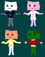 Pillowing Adopts (Name Your Price - 3/4 LEFT) by PikPik-Adoption