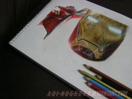 iron man wip 1 by A-D-I--N-U-G-R-O-H-O