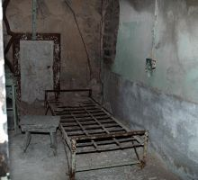 Eastern State Penitentiary 59 by Dracoart-Stock