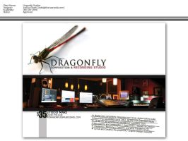 Dragonfly Studio by shankonator