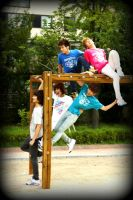 SHINee On The Playground by xrinnn