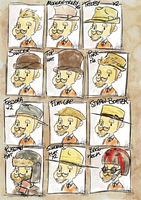 Collection of Hats by Mr-Xvious