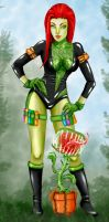 MG12 Poison Ivy Redesign by Minasan15