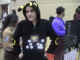 CPAC @ 2014 Umbreon by StamayoStudio