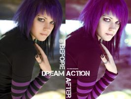 Dream action by missrocketqueen