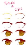 Tutorial de Ojos by Rumay-Chian