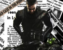 Sam Fisher by st-solid-snake