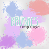Brushes para photoshop by tutorialescrazy