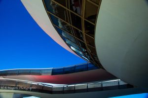 Museum of Contemporary Art (MAC in Niteroi) by HenriqueAMagioli