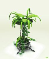 Artificial palm by iuneWind