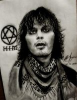 Ville Valo 2 by AlperSngn