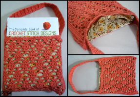 Crochet Handbag by Petra0