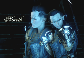Inquisitor Noreth by Nightfable