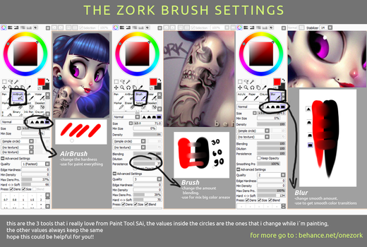 Paint tool sai brushes pack download