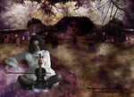sweet melody to the dead..... by morganablackmoon