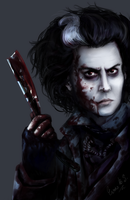 Sweeney Todd by EvrisBS