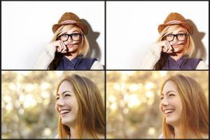 Free Lightroom Preset For Portrait - Warm Portrait by nuugraphics