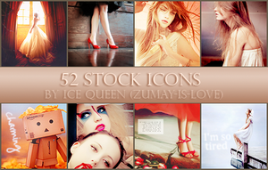 52 Stock Icons by Zumay-Is-Love