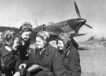 Russian female pilots (Night Witches) WW2 by UniformFan