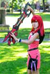 Kairi - Princess of Heart by CrystalMoonlight1