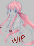 Gasai Yuno [WIP] by macadamia-cat