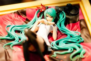 Hatsune Miku: World is Mine Natural Frame ver. by Etherien
