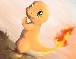 Charmander by nintendo-jr