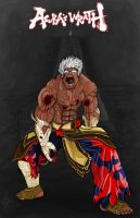 Asura's Wrath by Jason2uk