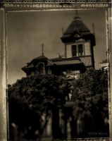 The Westerfeld Mansion by kevissimo