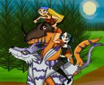 Total Drama Digimon Adventure by dinoboy2000