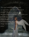 Passage of the Angel by verte-grez
