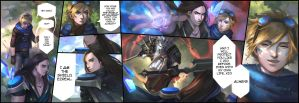 Taric - Shield of Valoran by haonguyenly