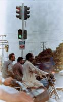 Lahore, somewhere . by ghufranali