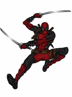 Deadpool by vindications