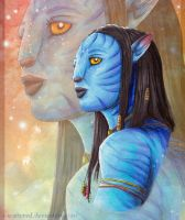Neytiri by s-scattered