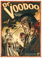Dr. Voodoo the magic healer by GigiCave