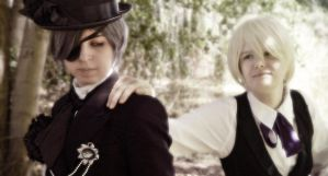 Black Butler - Show Me Your Eyes by ember-ablaze