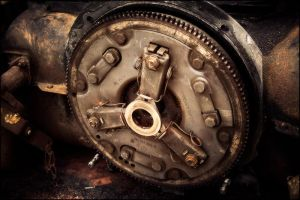 Front of Volks Wagon Engine by ProneSniper