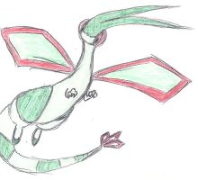 Flygon by darkpuppy621