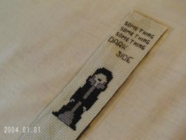 Dark Side Bookmark by agorby00