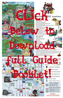 Baltimore Guide and Maps for BronyCon and Otakon by SouthParkTaoist