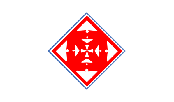 Fictional Canadian NatSoc Flag by ColumbianSFR