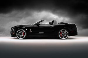 GT500 Convertible by lovelife81
