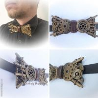 Bjw tie by Artcreativehands