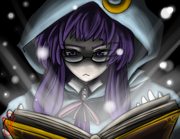Every Book Has Its Story by RageVX