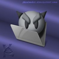 DeviantArt Folder Icon 1 by KAdDigArt