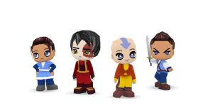 Avatar: The Last Airbender by ladyfuchsia416