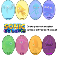 Sonic Colours meme by JimmyPiranha