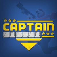 Captain Qwerty Avatar (for Captain Qwerty) by JayFordGraphics