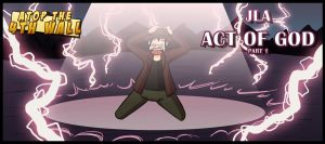 AT4W - JLA: Act of God by MTC-Studio